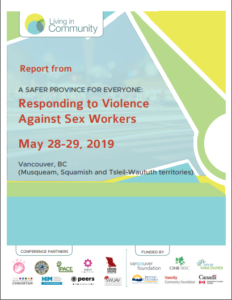 2019 Conference Report Cover